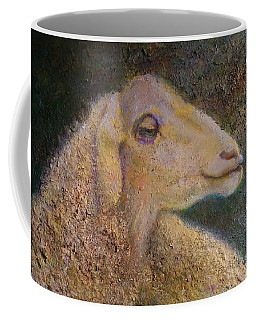 Sheep As Coffee Mug