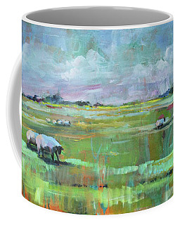 Sheep Of His Field Coffee Mug