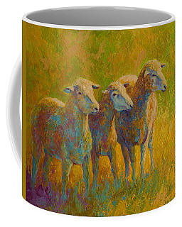 Sheep Trio Coffee Mug
