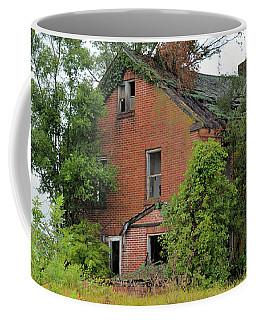 Sheffield House Panorama Coffee Mug by Bonfire Photography