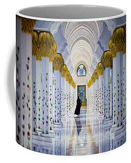 Sheikh Zayed Grand Mosque Coffee Mug