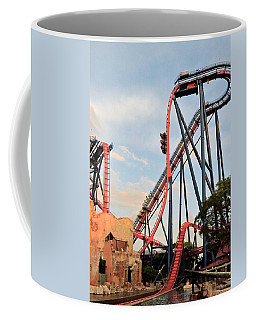 Sheikra Coffee Mug