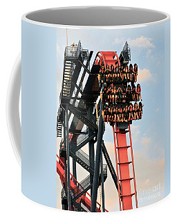 Sheikra Up Close Coffee Mug