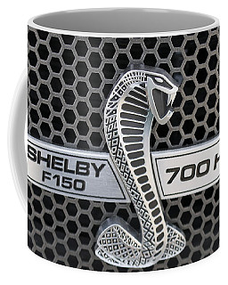 Shelby F150 Truck Emblem Coffee Mug