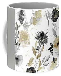 Shelby Gold And Black Coffee Mug