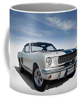 Shelby Mustang Gt350 Coffee Mug by Douglas Pittman