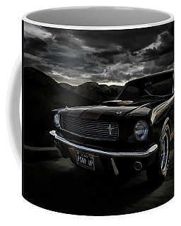 Shelby Gt350h Rent-a-racer Coffee Mug