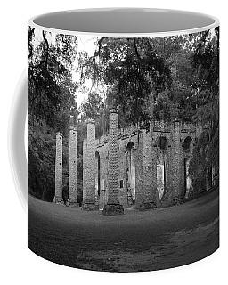 Sheldon Church 4 Bw Coffee Mug