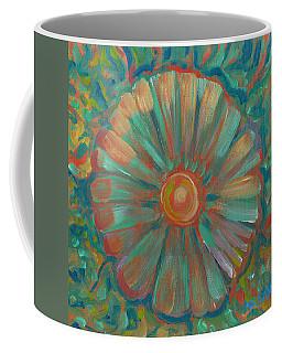 Shell Flower Coffee Mug by John Keaton