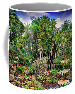 Shell Garden Coffee Mug by Joseph Hollingsworth