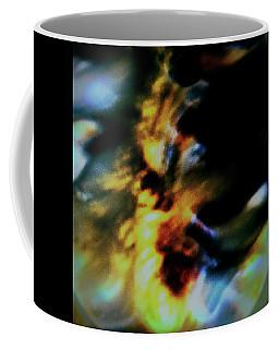 Shell Dancing Coffee Mug by Gina O'Brien