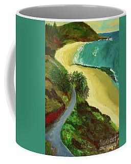Shelly Beach Coffee Mug