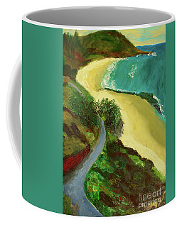 Shelly Beach Coffee Mug