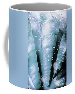 Shells And Ocean Spray Coffee Mug