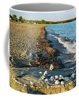 Shells On The Shore Coffee Mug