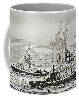 Shelly And Wedell Foss Coffee Mug