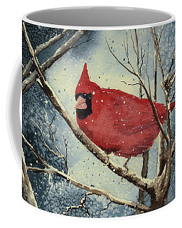 Shelly's Cardinal Coffee Mug