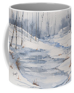 Shelly's Snow Coffee Mug