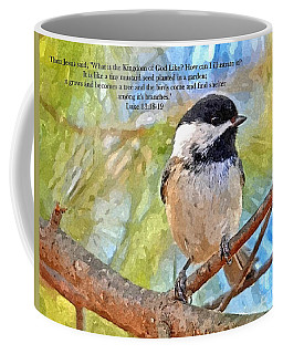 Shelter Among It's Branches Coffee Mug