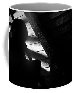 Coffee Mug featuring the photograph Shelter by Eric Christopher Jackson