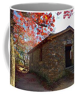 Blood Mountain Shelter Coffee Mug
