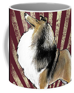 Sheltie Revolution Coffee Mug