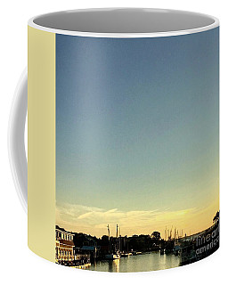 Shem Creek Coffee Mug