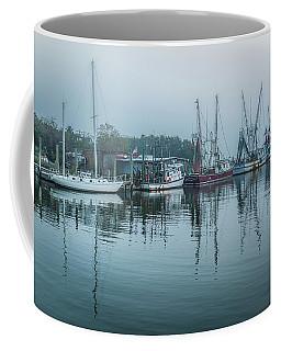 Shem Creek Fog Coffee Mug