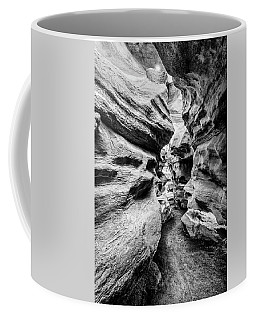 Shenandoah Caverns Slot Canyon Coffee Mug by Kevin Blackburn