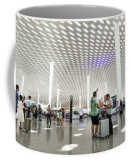 Shenzhen Airport Coffee Mug