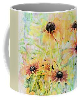 Sherbet Flowers Coffee Mug
