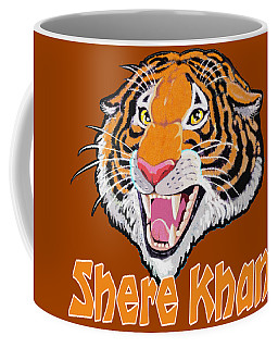 Shere Khan Coffee Mug