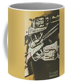 Sheriff Guns Coffee Mug