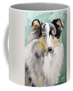 Shetland Sheep Dog Coffee Mug