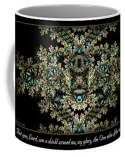 Shield Around Me Coffee Mug
