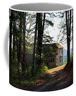 Coffee Mug featuring the photograph Shields Farm by Kathryn Meyer