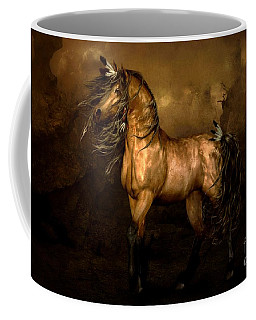 Shikoba Choctaw Horse Coffee Mug