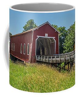 Shimanek Covered Bridge No. 2 Coffee Mug