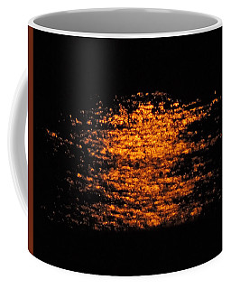 Coffee Mug featuring the photograph Shimmer by Linda Hollis