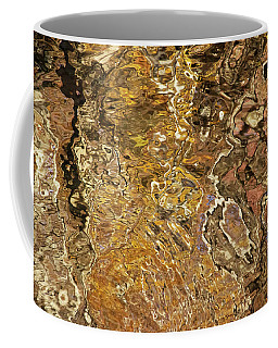Shimmering Surface 3 Coffee Mug by Mike Eingle
