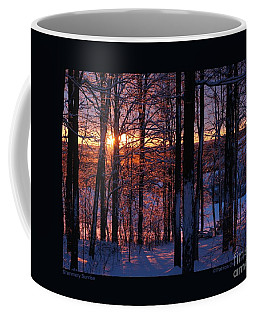Shimmery Sunrise Coffee Mug