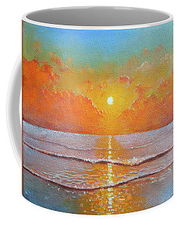 Shine Silently Coffee Mug