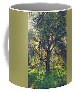 Shine Your Light Coffee Mug by Laurie Search
