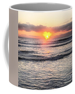 Coffee Mug featuring the photograph Radiance by LeeAnn Kendall
