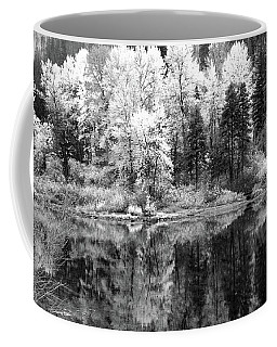 Shining Trees Coffee Mug