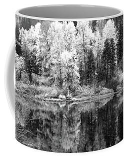 Shining Trees Coffee Mug