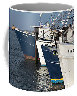 Shinnecock Fleet Coffee Mug