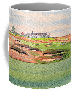 Shinnecock Hills Golf Course Coffee Mug