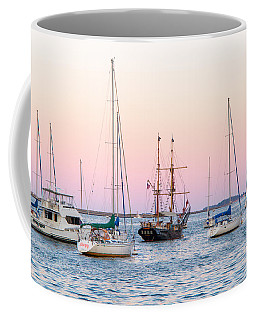 Ship Out Of Time Coffee Mug