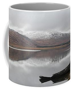 Ship Reck On Isle Of Mull Coffee Mug